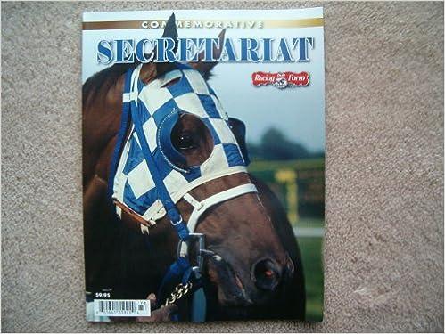 Secretariat Commemorative Magazine Daily Racing Form DRF
