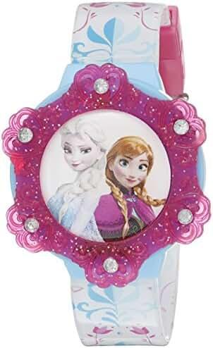 Disney Kids' FNFKD111 Digital Display Quartz Multi-Color Watch Set