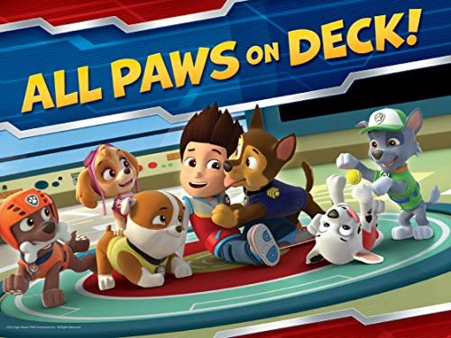 Cardinal Industries Paw Patrol 4-Pack of Puzzles 6029409 3pk