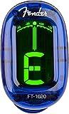 Fender California Series Clip-On Tuner - Lake Placid Blue