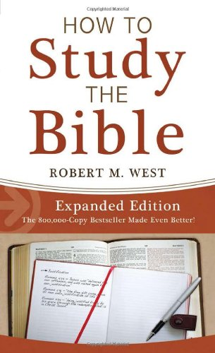 HOW TO STUDY THE BIBLE--EXPANDED EDITION (VALUE BOOKS)