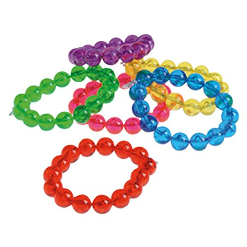 - US Toy Bead Bracelets (1 Dozen)