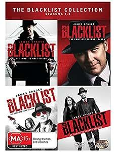 The Blacklist Collection: Seasons 1-4