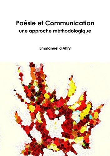 Poésie et Communication  [d\'Affry, Emmanuel] (Tapa Blanda)