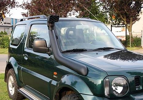 Suzuki OEM Snorkel Raised Air Flow Intake Ram Off Road 1998-12 Jimny 1.3L Sierra