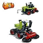 LEGO-Technic-Mini-Claas-Xerion-Set-di-Costruzioni-Trattore-per-Bambini-7-Anni-42102