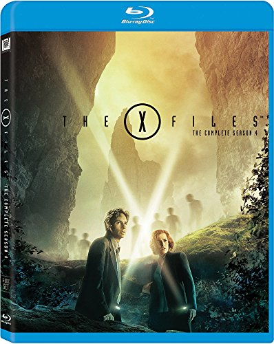 Blu-ray : The X-Files: The Complete Season 4 (Boxed Set, , Widescreen, Digital Theater System, Digitally Mastered in HD)