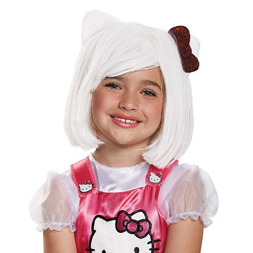 Hello Kitty Child Wig]()