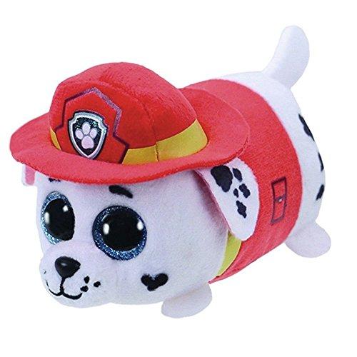 Teeny Tys Paw Patrol Marshall Dalmatian dog Plush Doll Toy 4