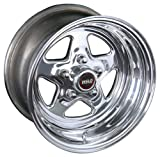 Weld Racing Pro Star 96 Polished Aluminum Wheel (15x7''/5x4.75'')