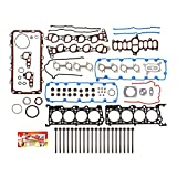 #3: 97-99 Ford 4.6 V8 WINSOR Vin 6 SOHC 16-Valve Full Gasket Set Head Bolts
