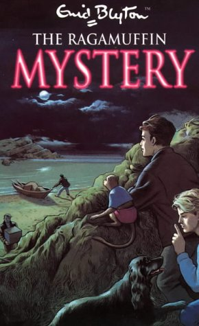 book cover of The Ragamuffin Mystery
