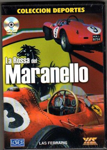 ITALY ROSSA MARANELLO FERRARI 550 575M DVD