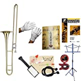 RS Berkeley TB701 Elite Series Tenor Trombone with case & Bonus RSB MEGA PACK w/Essential Elements Book