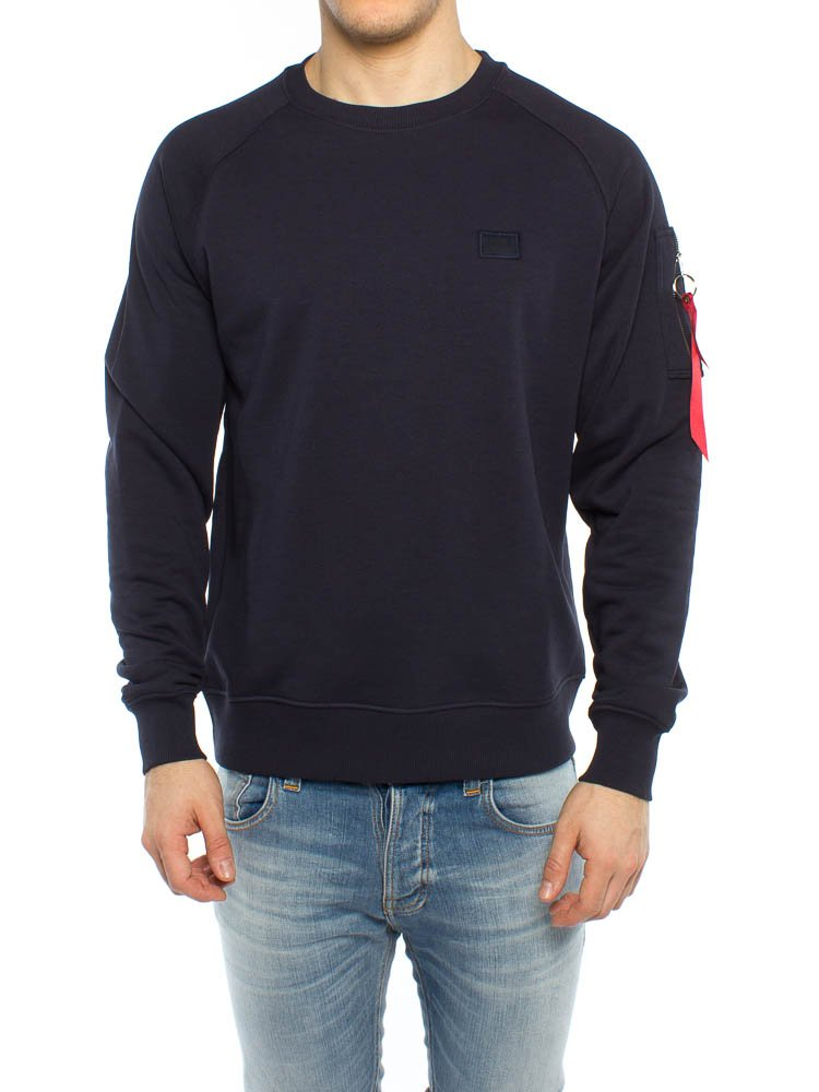 Alpha Industries Men Overwear/Jumper X-Fit