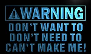 ADV PRO n064-b RETIRED Warning retirement gag gift funny sign