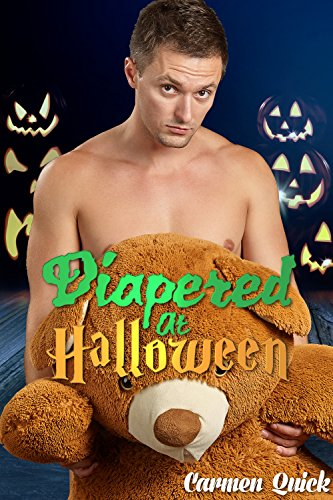 Diapered At Halloween -