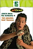 The Jeff Corwin Experience - Costa Rica: The Arribiatta & The Amazon: Goin' Bananas