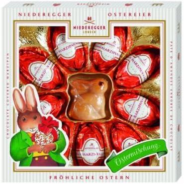 Niederegger Marzipan Eggs and Bunny - 175 g/6.25 oz