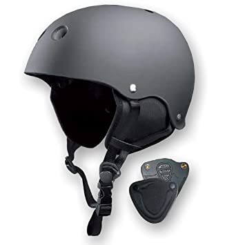 Casco de wakeboard Effect Black, negro: Amazon.es: Deportes ...