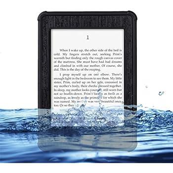 Amazon Com Redpepper Kindle Paperwhite Case Cover