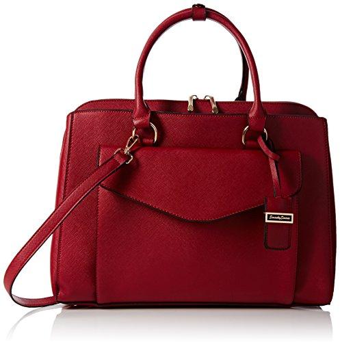 Hombro Burgundy Swankyswans de Mujer Rojo Envelope Sara Bolsa Work C8qvX8wr