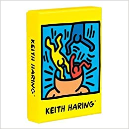 keith haring boxed note cards blank for greetings thank yous invitations notecard box