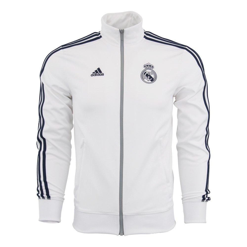 Amazon.com: adidas Real Madrid 3S Track parte superior ...