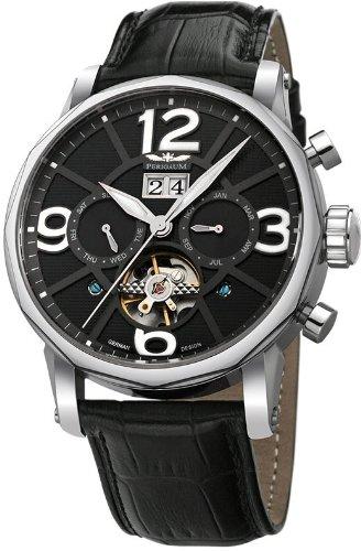 Perigaum Automatic Men's Watch P-1111-As-S-Sle