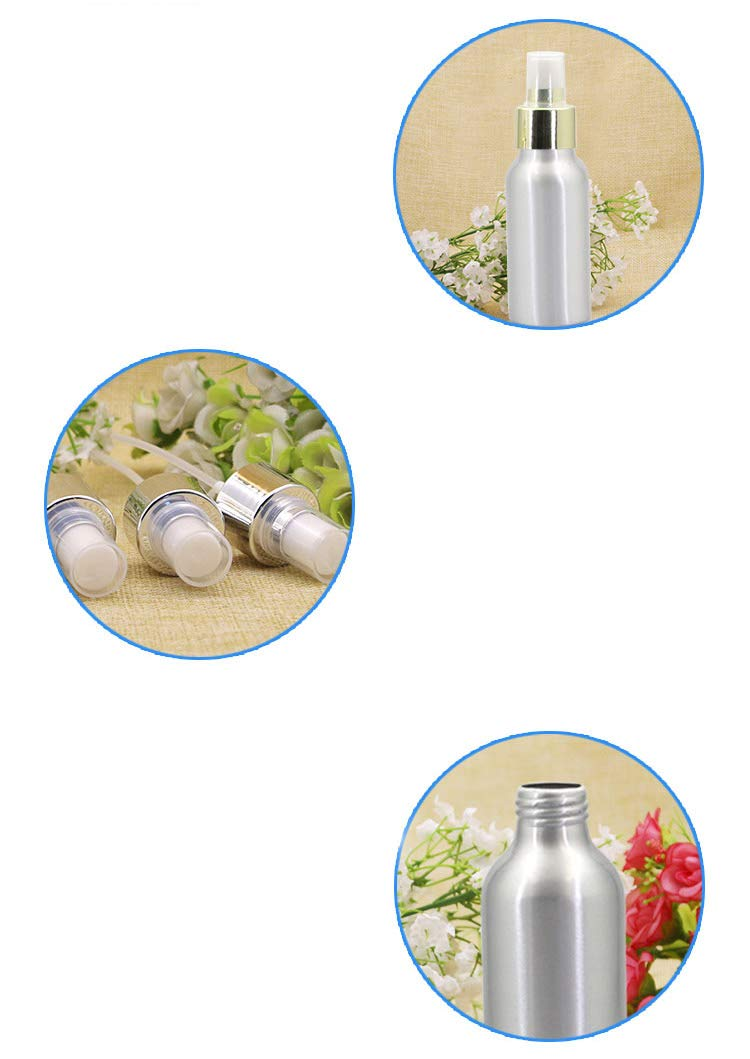 Amazon.com: 4 botellas de aluminio de 30 ml con pulverizador ...