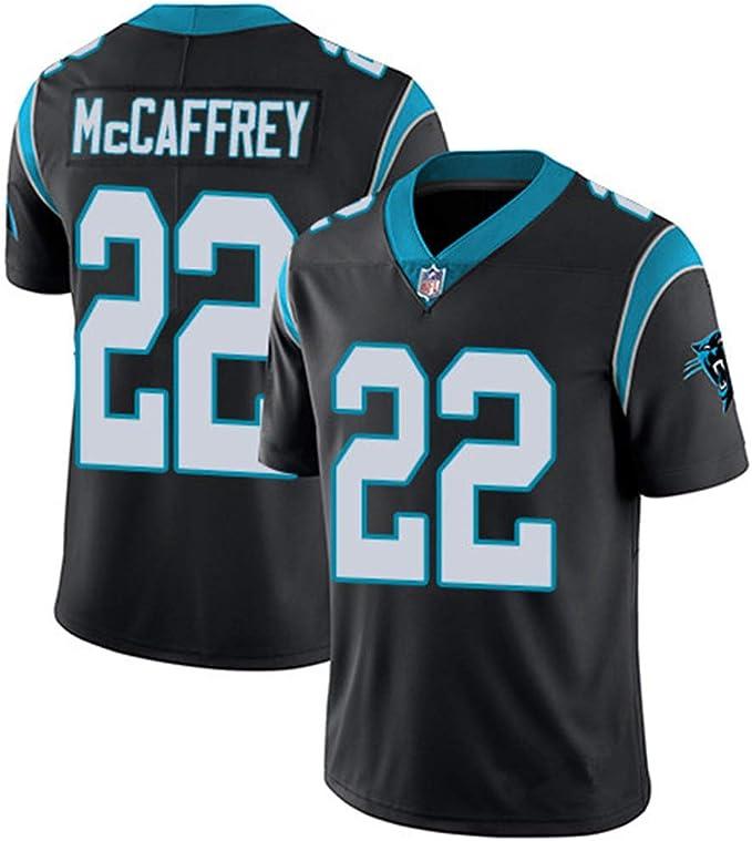 TOPSTEE Camiseta de fútbol Americano de Carolina Panthers ...