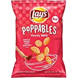 Lay's Poppables Honey Barbecue Flavored Potato Snacks, 5 Ounce