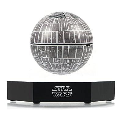 Adoner Star Wars Death Star Magnetic Floating Bluetooth Ball Speaker Maglev Levitating from HXT