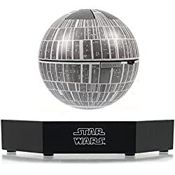 Adoner Star Wars Death Star Magnetic Floating Bluetooth Ball Speaker Maglev Levitating