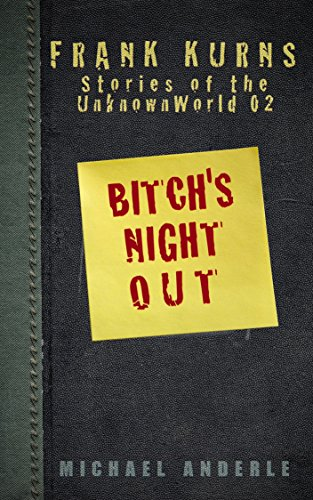 book cover of Bitch\'s Night Out