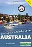 img - for Living and Working in Australia: A Survivial Handbook book / textbook / text book