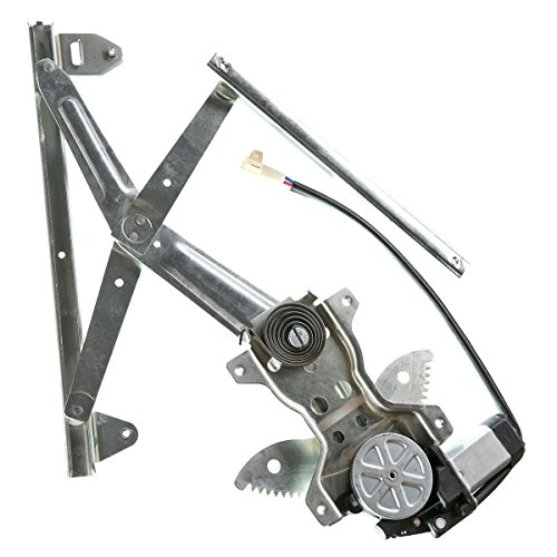 (A-Premium Power Window Regulator with Motor for Toyota Camry 1997-2001 Front Left Driver Side)