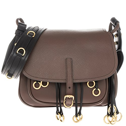 Prada-Womens-Corsaire-Calf-Shoulder-Bag-Brown