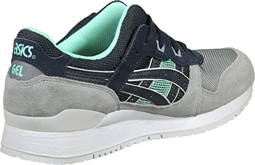 Black asics Real HL6A2 III India Gel Leather Lyte India Ink Sneaker 9090 Ink rSqYwr1