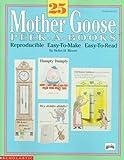 25 Mother Goose Peek-a-Books, Helen H. Moore, 0590497294