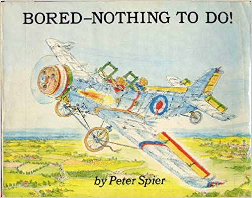 bored--nothing to do! (1991 Softcover Trumpet Club Special Edition)