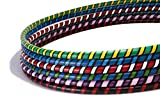Weighted Hula Hoop for Exercise and Fitness - MADE IN USA