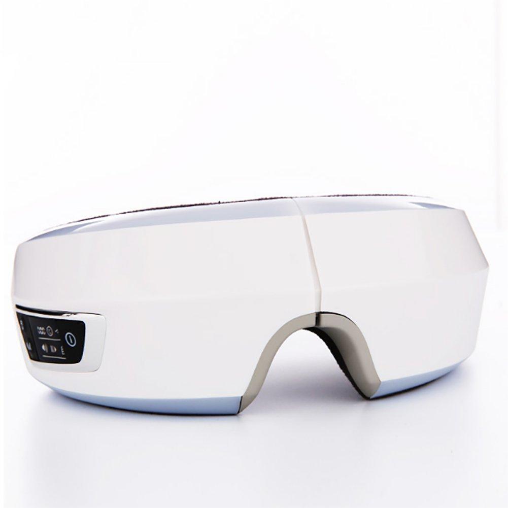 Eye Massager,Wireless Folding Electric Hot Pack Eye Care Relieve Eye Fatigue Eliminate Dark Circles
