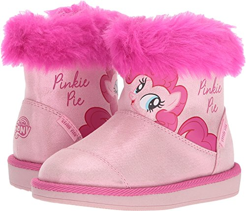 Stride Rite Womens My Little Pony Pinkie Pie Earth Pony (Toddler/Little Kid)
