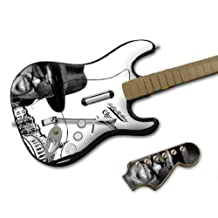 MusicSkins MS-CB10028 Rock Band Wireless Guitar- Chuck Brown- Godfather of Go-Go Skin