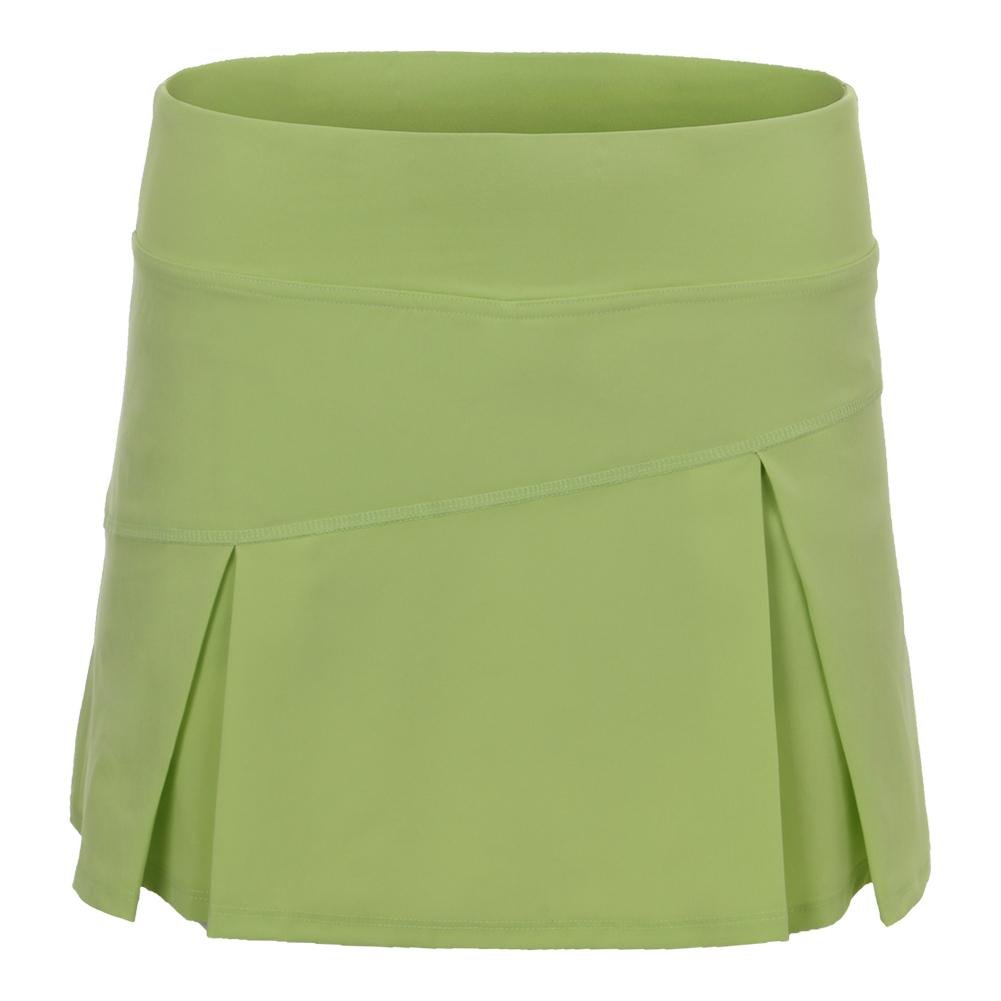 Lija Women`s Topspin Tennis Skort Pear Green-(690309571792) by Lija (Image #1)