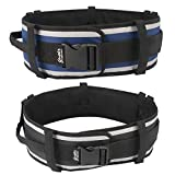 Tommhanes Transfer Gait Nursing Belt - One Size - Black and Blue