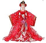 Muñeca china del traje de la novia como regalo para la muchacha bb9c71e9733