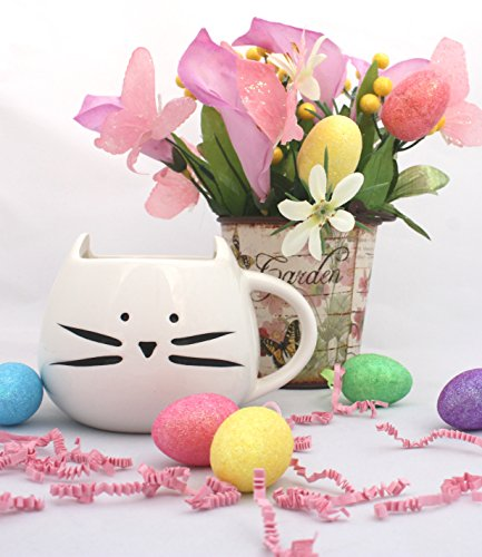 The Cat Ladies Cute coffee mug for your morning coffee or tea. This cute white mug makes a perfect & unique gift for any cat lover. This cool mug by The Cat Ladies will go fast, get yours today!