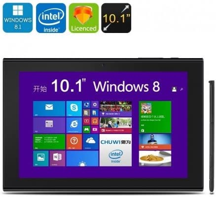 CHUWI eBook Stylus Tablet - 10.1 pulgadas, Windows 8.1, Quad Core ...